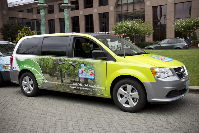 Van Wrap Philadelphia Auto Wrap Shop